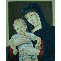 Quadro Madonna Grega - Arte Sacra