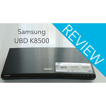 Blu-ray 4k-uhd Nativo-3d Smart,samsung Ubd-k8500 Novo+nf