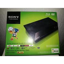 Sony Bdp-s1100 Blu Ray C/ Internet,crackle ,usb- Mostruário