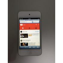 Só 279 Ipod Touch 4a Geração - Branco 8gb Original Apple