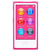 Ipod Nano Apple Mkmv2bz/a 16gb 2,5 Rádio Fm Rosa