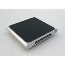 Ipod Nano 6 Geração 16gb Prata - Usado
