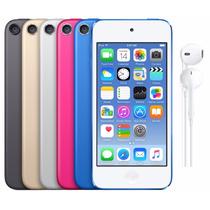 Ipod Touch 32gb - Geracao 5 - Novo - Varias Cores