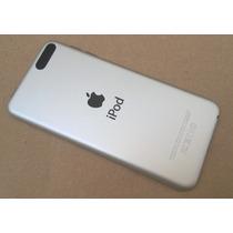 Carcaça Sucata Ipod Touch 5 Prata Botões Flex 16gb No Estado