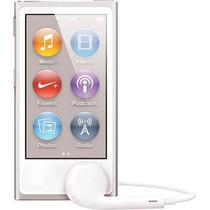 Ipod Nano 16gb Branco E Prata
