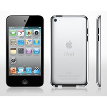 Ipod Touch 4 Geração 8gb Fones Novos Excelente Sem Detalhes