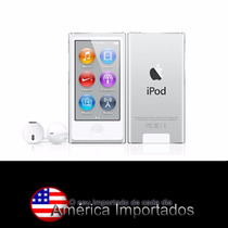 Ipod Nano 7g Preto Ou Rosa 16 Gb Original Apple Pronta Entre