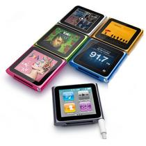 Ipod Nano Mod: A1366 16gb _*vermelho_*