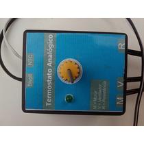 Termostato E Temporizador Rp 03 + Resistencia + Kit Suporte.