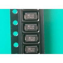 Diodo Smd B340a De 3a 40v Schottky (5 Unidades R$ 14,90)