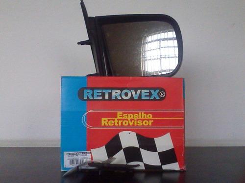 Retrovisor Externo Omega 92/93/94/95/96 S/r Manual 4p Novo