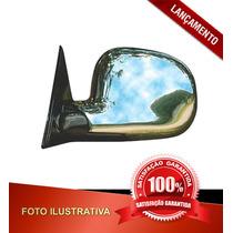 Aplique Cromado Espelho S-10/blazer/silverado Le Cod:7364759