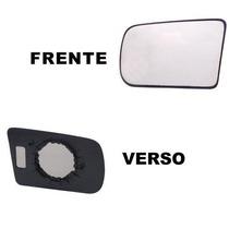 Kit Base C/ Lente Espelho Retrovisor C/ Controle Tempra 92/