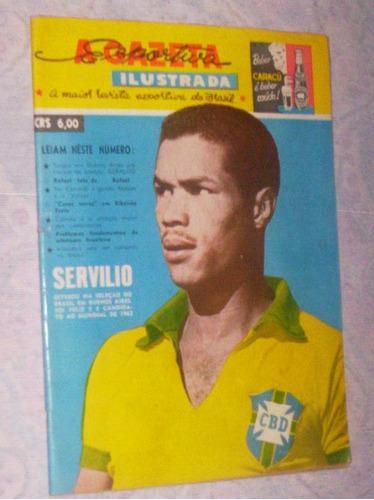 Rev A Gazeta Esportiva Ilustrada 1960