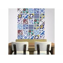 20 Adesivos De Azulejos Hidráulicos 15x15cm