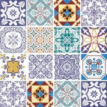 Adesivo Decorativo Azulejo Cozinha Português