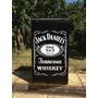 Adesivo Para Envelopamento Completo De Frigobar Jack Daniels