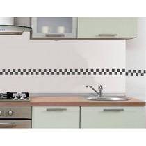 Adesivo Decorativo Faixa Cozinha (220x10) - Frete Gratis