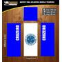 Adesivo Para Envelopamento Completo De Geladeira Cruzeiro