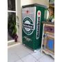Adesivo Para Envelopamento Completo De Geladeira Heineken