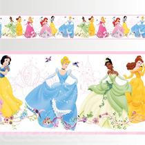 Adesivo 123 Faixa Border Princesas Disney 05 Un Mod 271