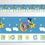 Adesivo 123 Faixa Border Baby Disney Minnie 02 Un Mod 007