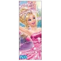Adesivo 123 Porta Decorativo Princesas Bela Cinderela Quarto
