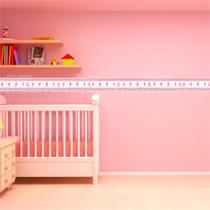 Faixa Adesiva Decorativa Parede Quarto Bebe Bailarina Rosa