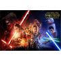 Super Painel Festa Star Wars Banner 100x150 Cm