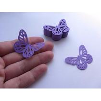 Scrapbook Borboletas De Papel Butterfly Paper Arte Francesa
