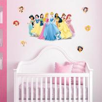 Adesivos Decorativos De Parede Princesas Disney 595