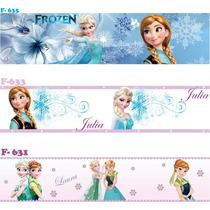 Faixa Decorativa Adesiva Frozen