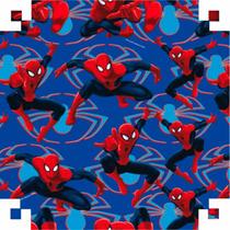 Papel Adesivo Contact Spiderman 45 Cm X 10 Metros