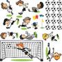 Adesivo De Parede - Futebol Meninos - Corinthians 155
