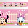 Adesivo 123 Faixa Border Disney Minnie Baby 05 Un Mod 223