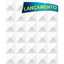 Papel Adesivo Decorado Contact Geometrico 3d - 45 Cm X 10 Ms