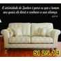 Adesivo Decorativo De Parede Frases Bíblicas Sl25.14