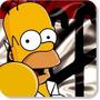 Adesivo The Simpsons Duff Grande Alta Resolução Parede