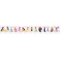 Faixa Decorativa - Border Todas Princesas Disney 776