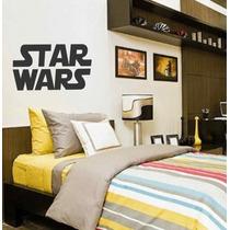 Adesivos Parede Star Wars Filme Decoração