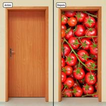 Adesivo Decorativo De Porta - Fruta - 411mlpt