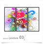 Adesivo Decorativo Quarto Sala Cozinha Banheiro Parede P03