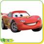 Adesivo Carros Disney Relâmpago Mcqueen