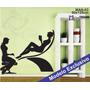 Adesivo Decorativo De Parede - Manicure Cabeleireiro - Man03