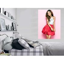 Adesivo Parede Música Cantora Poster Foto Ariana Grande