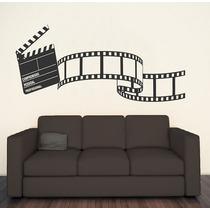 Adesivo Decorativo Vida De Cinema Frete Gratis