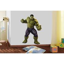Adesivo De Parede Super Herói Vingadores Hulk - Brindesi9