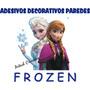 Frozen Adesivo Decorativo Recortado Sem Fundo 1 Metro