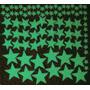 Frete Grátis - 100 Estrelas Fluorescentes Brilha No Escuro!