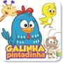 Kit Adesivo De Parede Galinha Pintadinha -frete Grátis